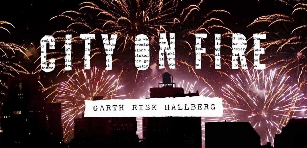 """City on Fire"": Το εκδοτικό γεγονός της χρονιάς είναι εδώ!"