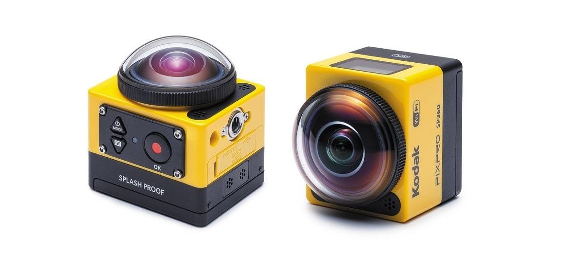 H Kodak μπαίνει στην εποχή των action cam!