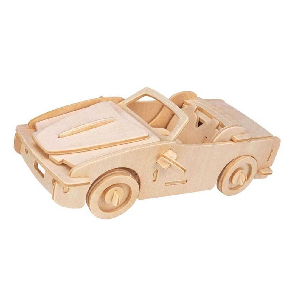 Construction Kits - Retro Vehicles της Professor Puzzle