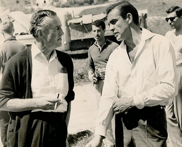 Ian-Fleming-and-Sean-Connery