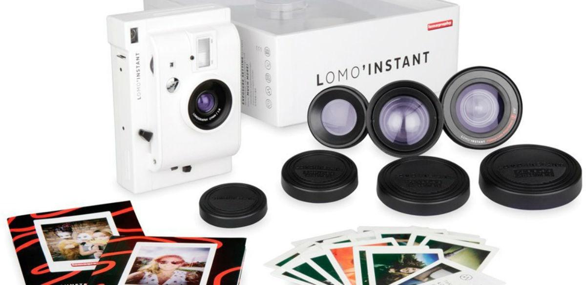 Lomo' Instant: Για απίστευτες φωτογραφίες στη στιγμή!