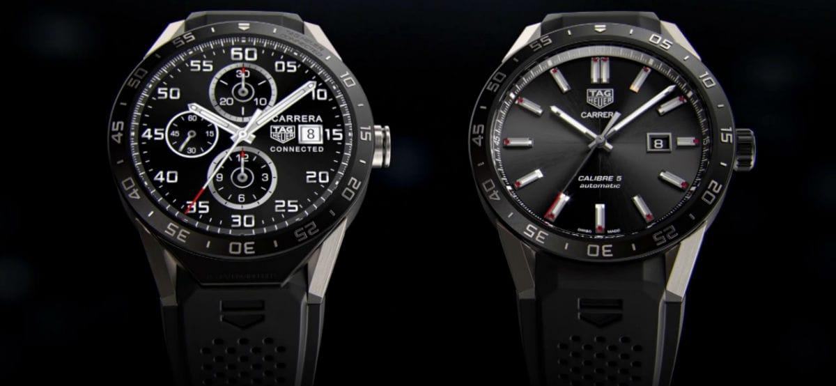 Αποκαλύφθηκε το smartwatch της Tag Heuer