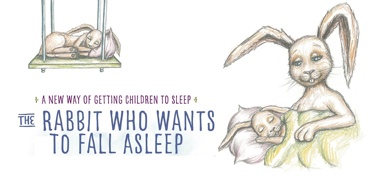 Το best-seller παραμύθι «The Rabbit who wants to fall asleep» θα το βρεις στα Public!