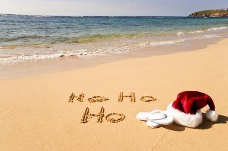 Χριστούγεννα στην Αυστραλία σημαίνει παραλία!