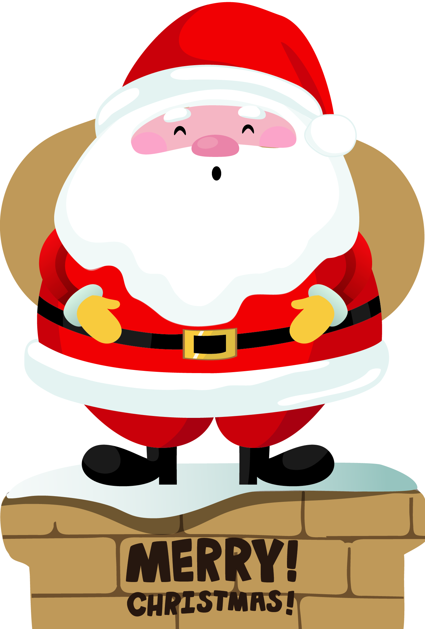 Γράμμα στον Father Christmas με μια κάρτα Legami!
