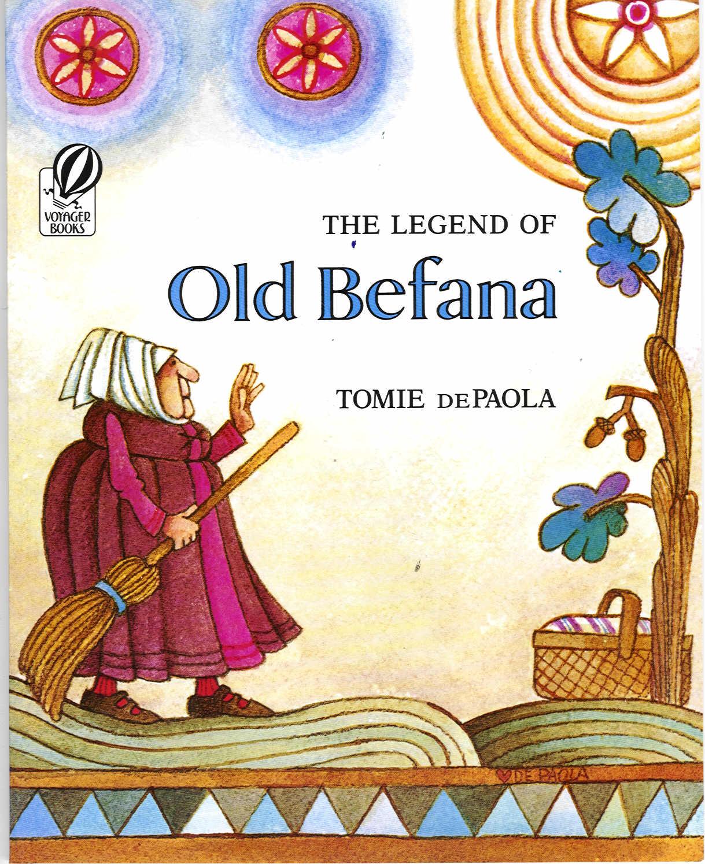 Ο μύθος της μάγισσας Μπεφάνα με εικονογράφηση!