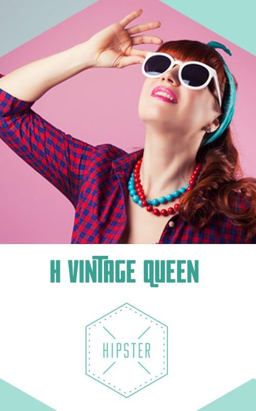 Η Vintage Queen