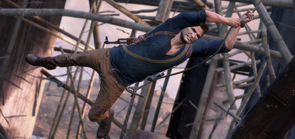 Νέο video για το Uncharted 4: A Thief's End!