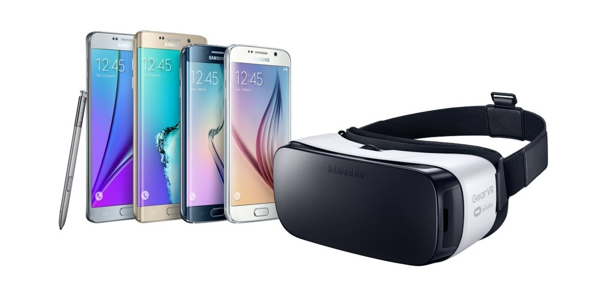 Samsung Gear VR: Ζήσε την απόλυτη VR εμπειρία!