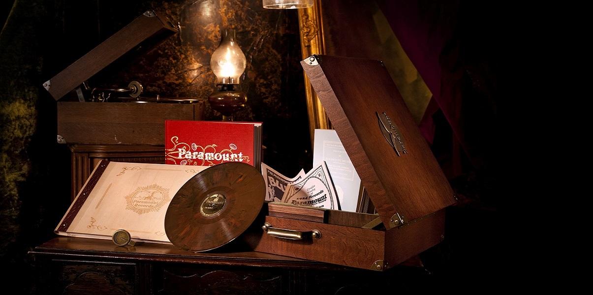 Paramount Records: Ο μεγαλύτερος blues θησαυρός, σε δύο κασετίνες!
