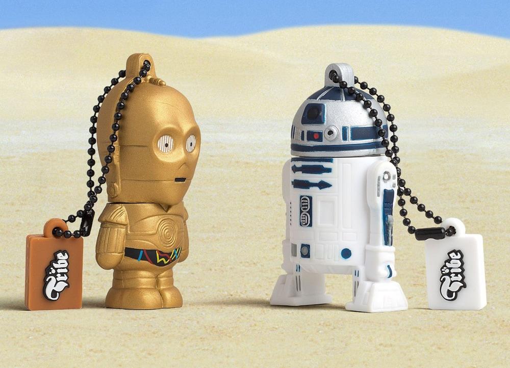 Όταν τα Star Wars εμπνέουν τα USB!