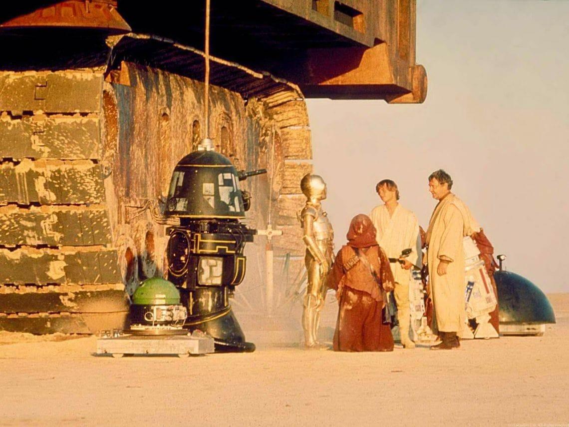 Όλα τα δώρα Star Wars είναι στα Public!