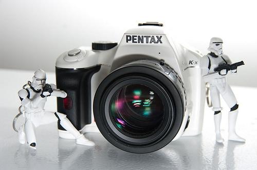 H DSLR Camera Pentax K-50 18-55mm