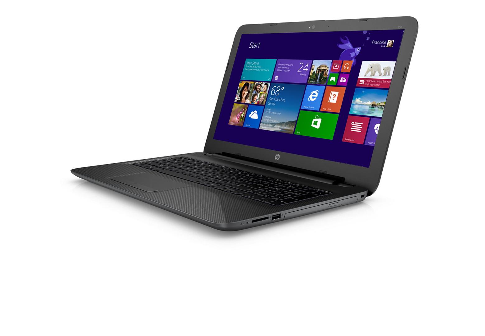 Η οικονομικότερη επώνυμη πρόταση, το laptop HP 250 G4μόνο με 399€
