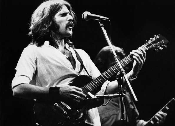 The Eagles Perform In Rotterdam