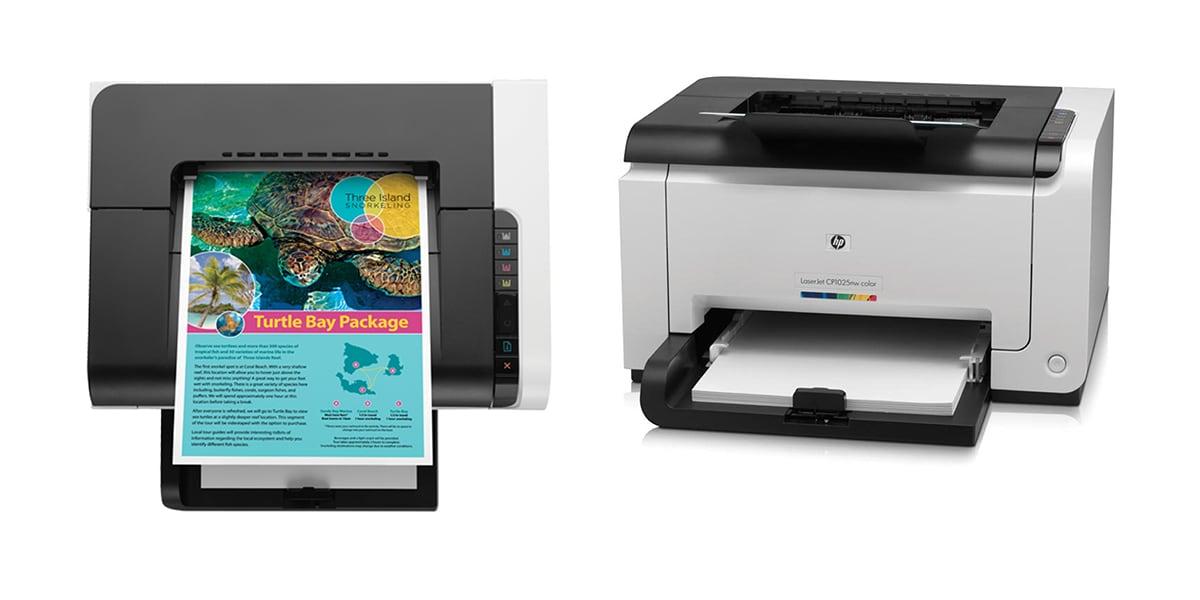 HP LaserJet Pro CP1025: Ένας εκτυπωτής που κάνει τα πάντα