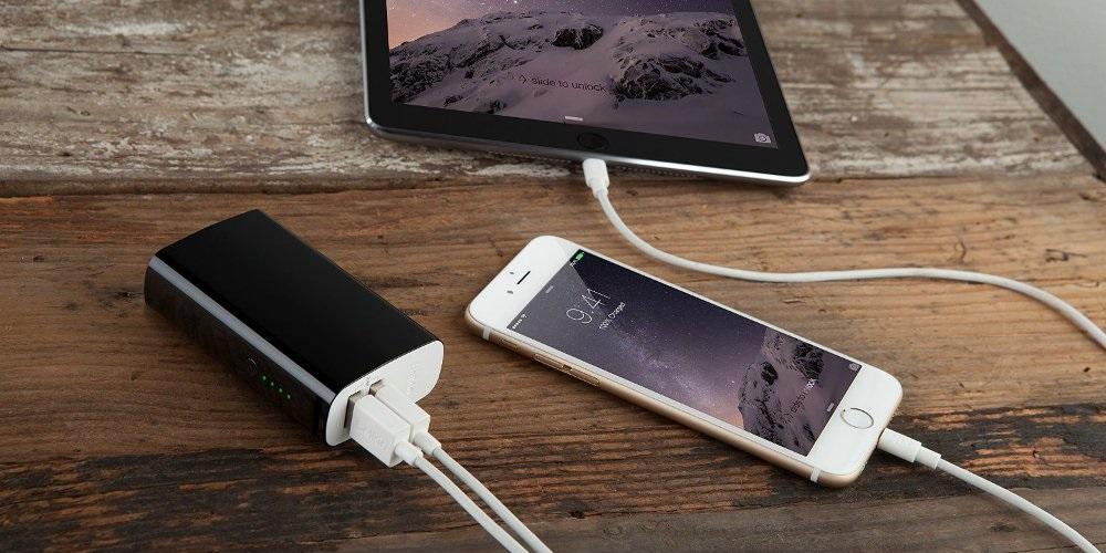 Φόρτισε tablet & smartphone όπου κι αν είσαι!