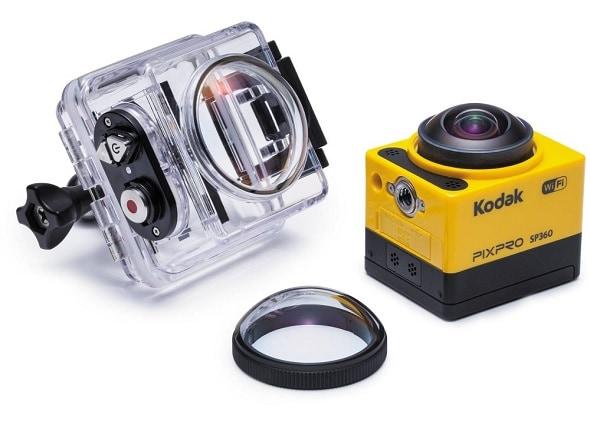 Kodak action cam για extreme χρήστες!