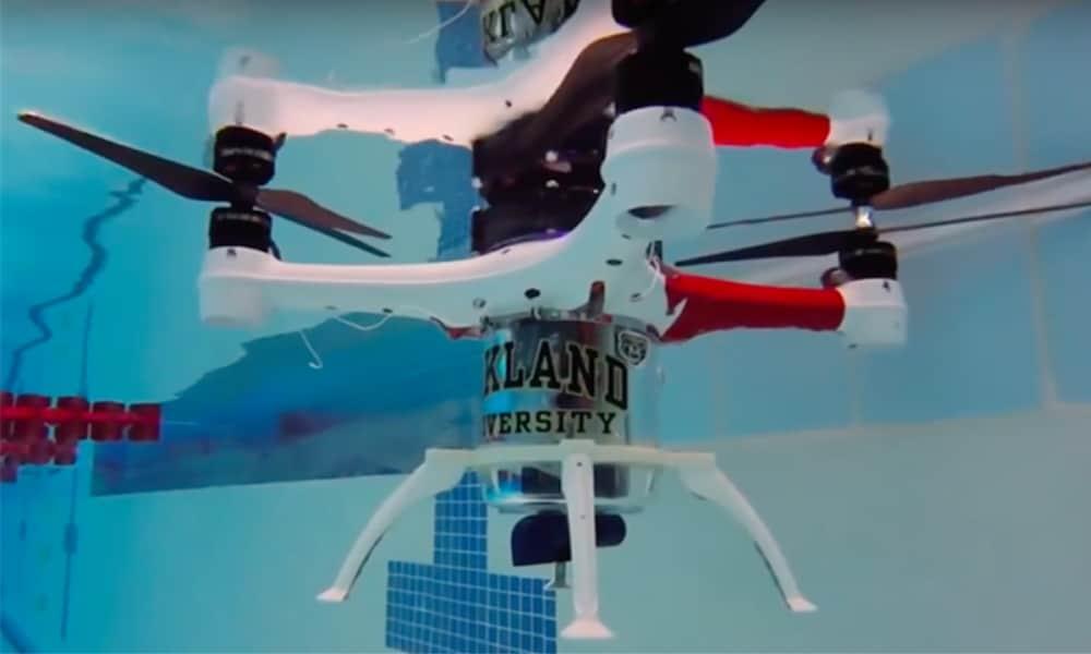 Loon Copter: Ένα αμφίβιο drone που θα σας καταπλήξει!