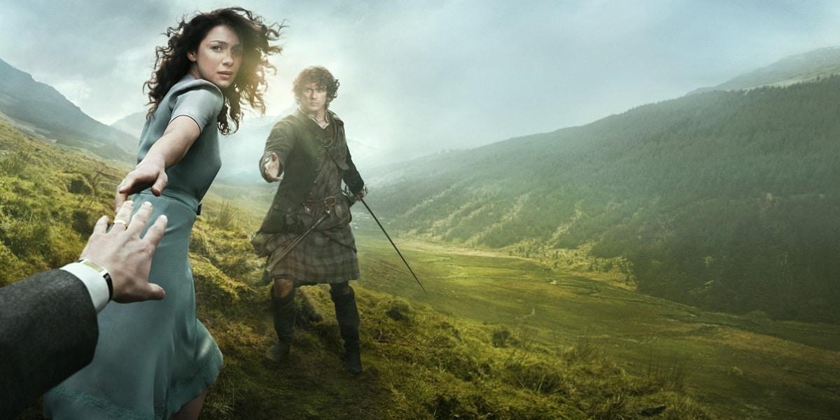 Outlander: Το εκδοτικό φαινόμενο που έγινε τηλεοπτική υπερπαραγωγή!