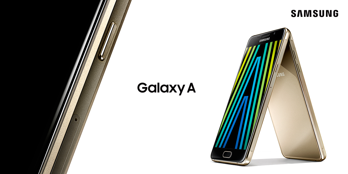Hands on video με τα Samsung Galaxy A5 και A3 (2016)
