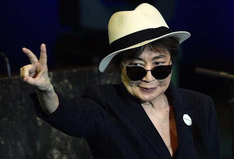 Η Yoko Ono επιστρέφει με νέο άλμπουμ στα 83 της!