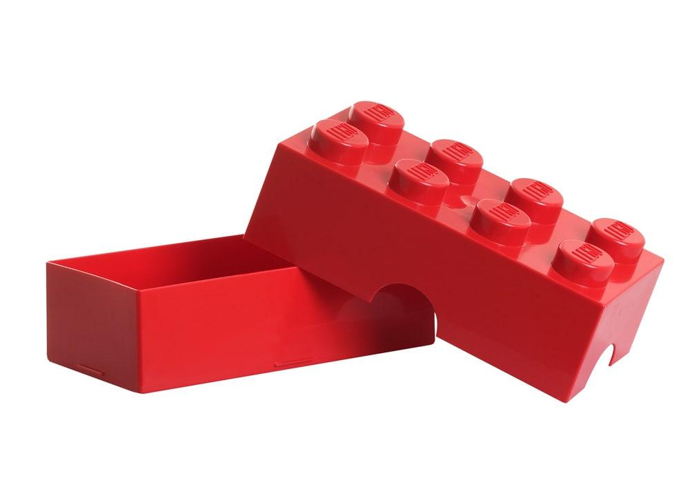 Θήκη φαγητού τουβλάκι Lego