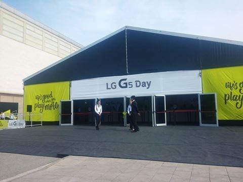 """Η LG μας προσκάλεσε να μπούμε στο """"παιχνίδι""""!"""