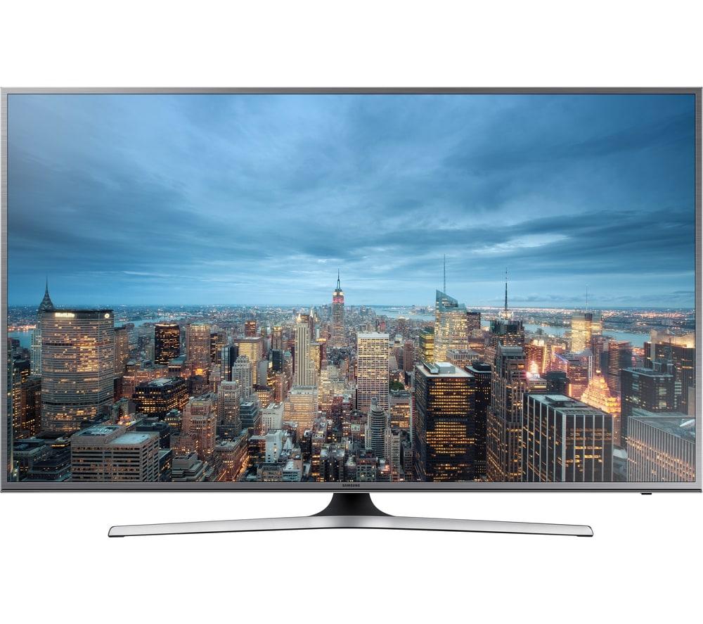 Samsung UE50JU6800  50 ιντσών για τέλεια εμπειρία