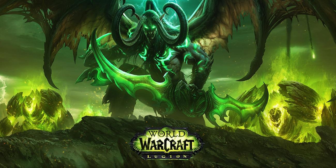Ετοιμάστε το PC σας για το World of Warcraft: Legion