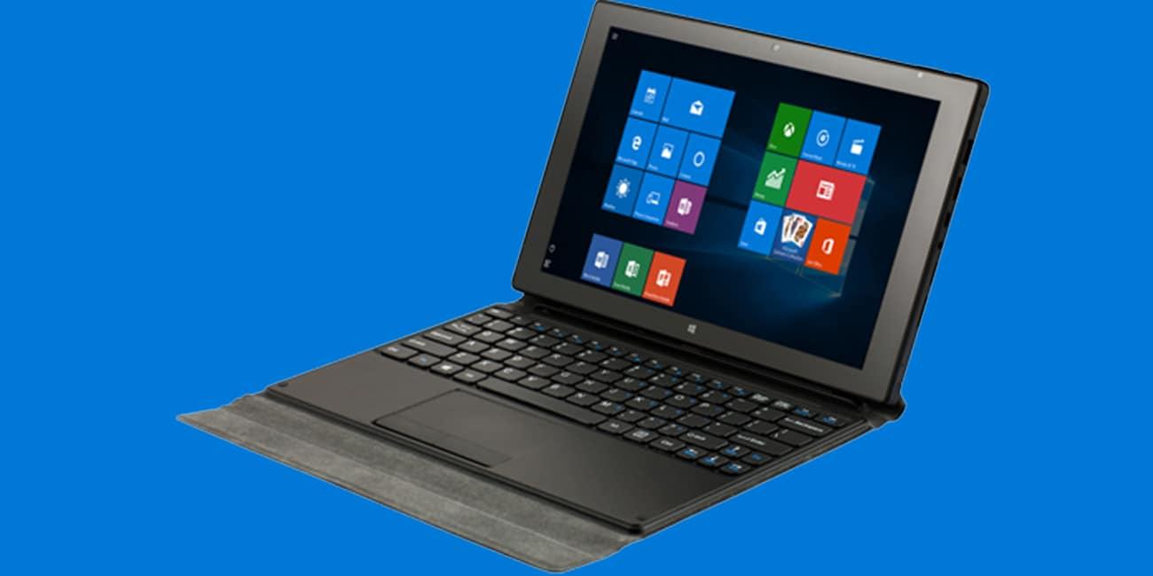 Δοκιμάσαμε ΖΤΕ W105 με Windows 10 με την σφραγίδα της ZTE!