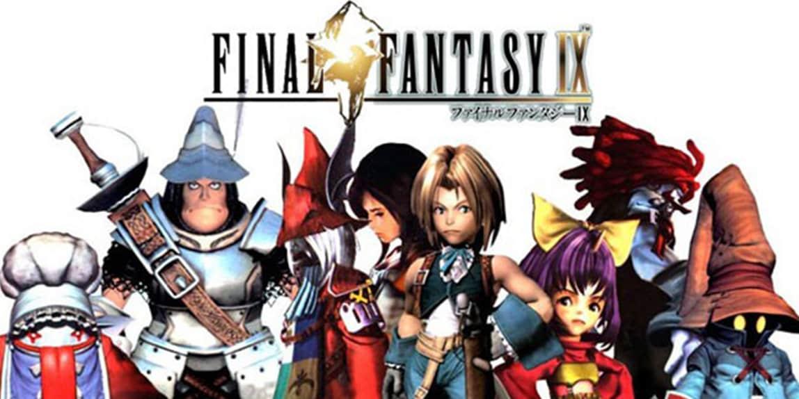 Κυκλοφόρησε στα κινητά το Final Fantasy IX