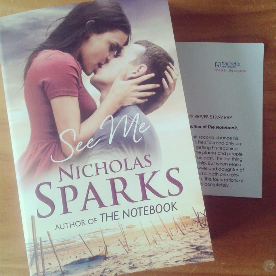 """Νέο βιβλίο απο τον δημιουργό του θρυλικού πλέον """"The Notebook"""""""
