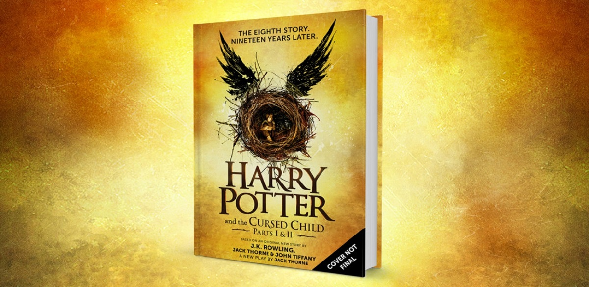 Potterheads ετοιμαστείτε: Έρχεται το όγδοο βιβλίο Harry Potter!