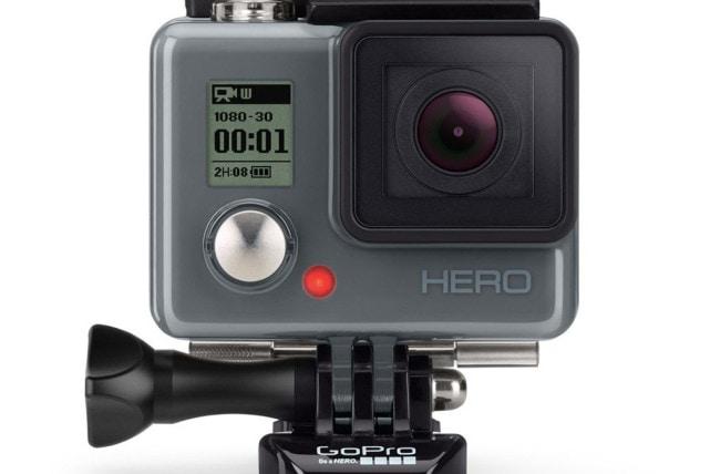 Αυτή είναι action camera!