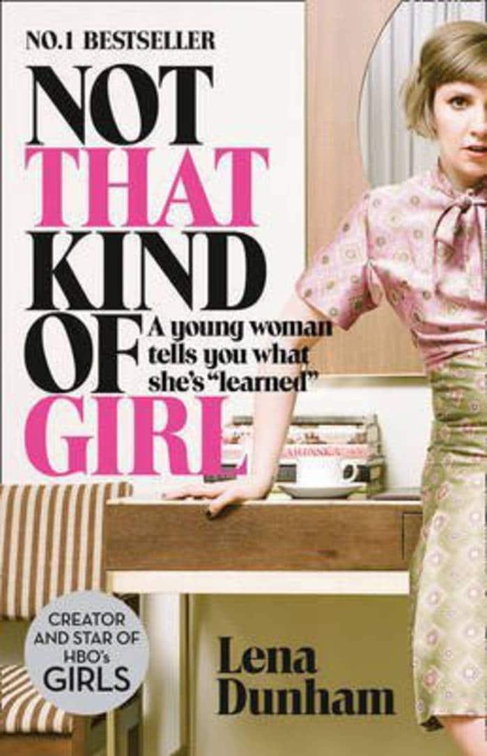 Η Lena Dunham θεωρείται απο τους πιο αυθεντικούς συγγραφείς της εποχής μας
