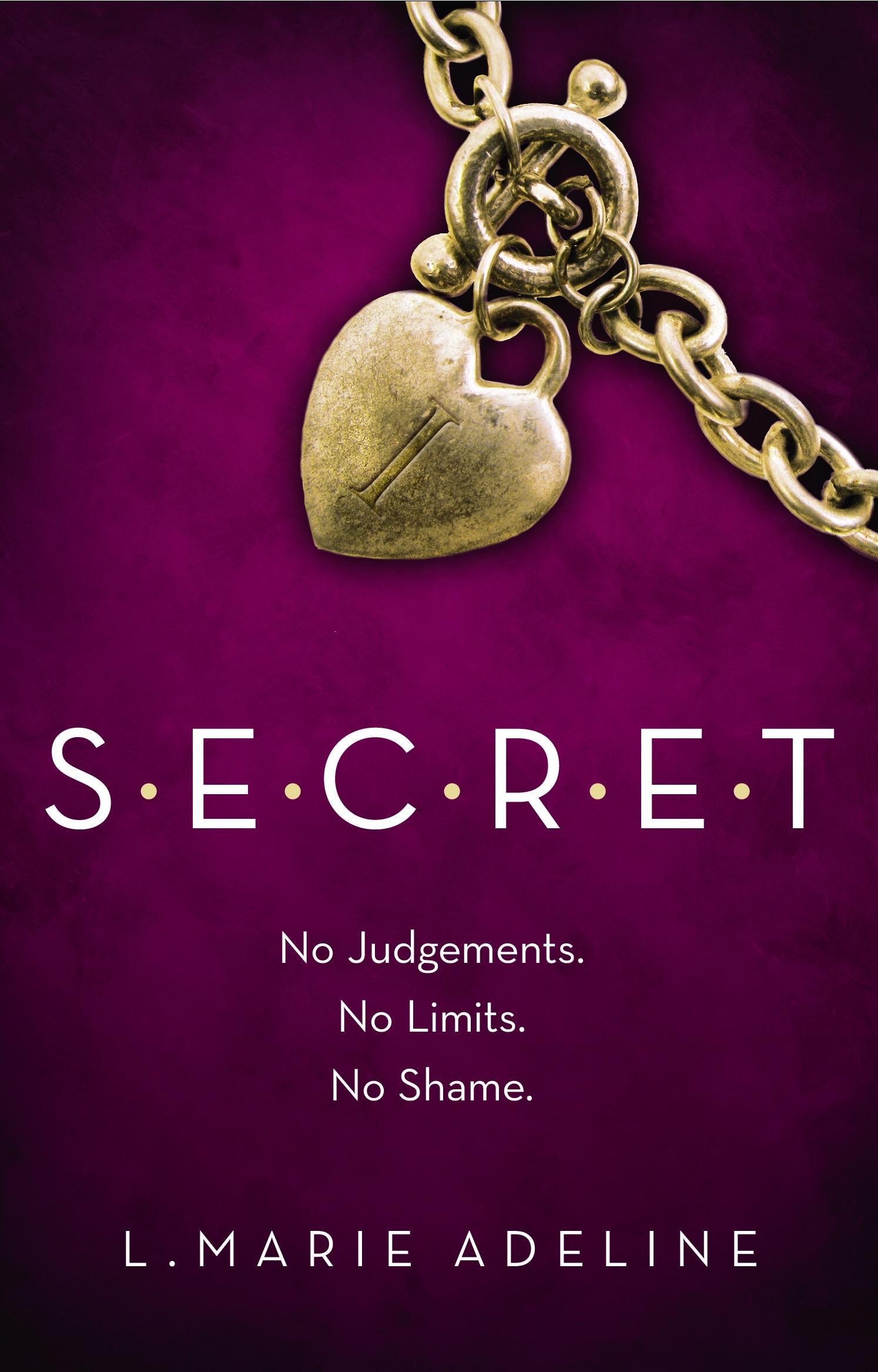Μπορείς να κρατήσεις μυστικό;     Το S.E.C.R.E.T. λειτουργεί... Χωρίς κριτική, χωρίς όρια, χωρίς αναστολές.