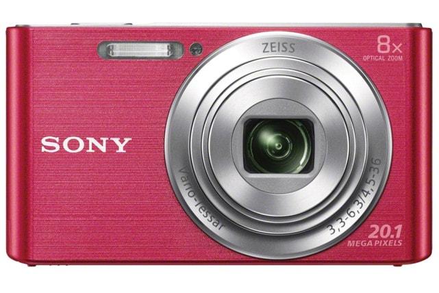 Ροζ κάμερα απο την Sony!