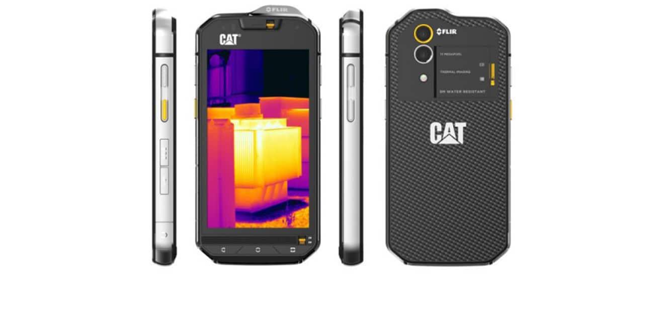 MWC2016: Cat S60. Σκληροτράχηλη πρόταση με θερμική κάμερα FLIR!