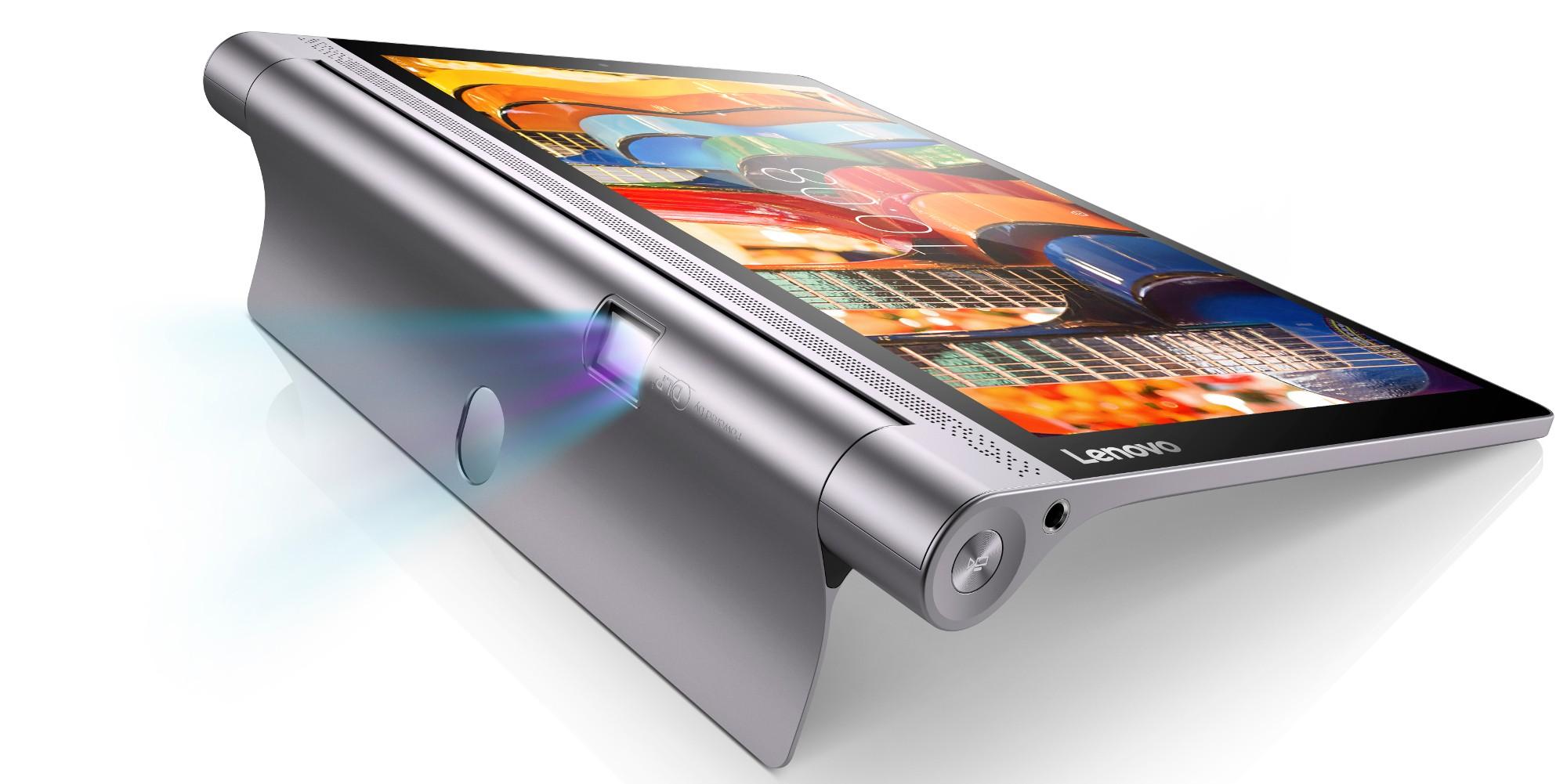 Tablet με projector!