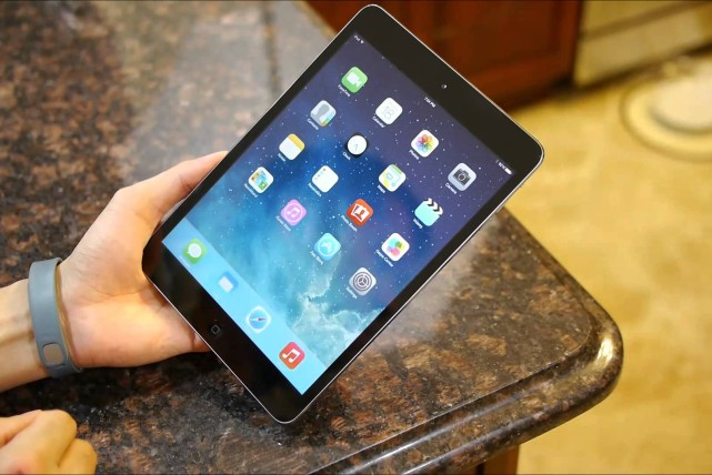 iPad mini 2 !