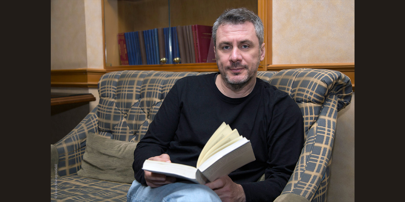 Ο Δ. Στεφανάκης γράφει για τον έρωτα και τη λογοτεχνία