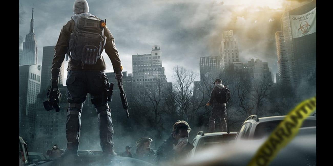 Open beta για το Division της Ubisoft