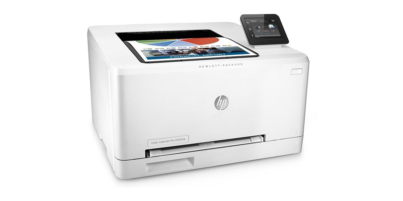 HP Color LaserJet Pro M252dw: κάνει τα πάντα και συμφέρει