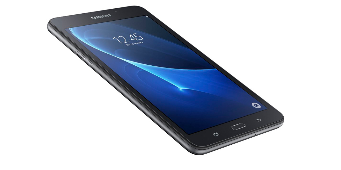 Samsung Galaxy Tab-A 7'': Οικονομικό Galaxy Tablet