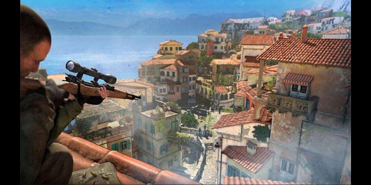 Ανακοινώθηκε το Sniper Elite 4