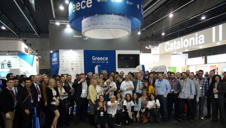 Αισθητή η ελληνική παρουσία!