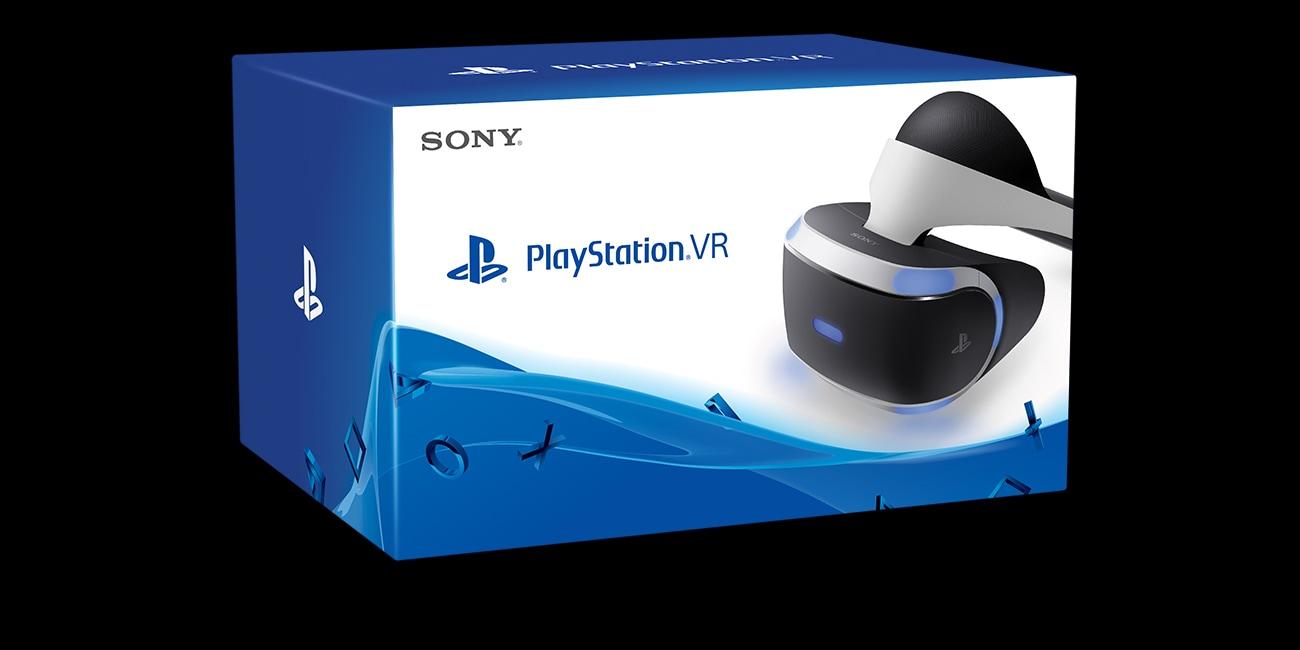 Το PlayStation VR έρχεται τον Οκτώβριο