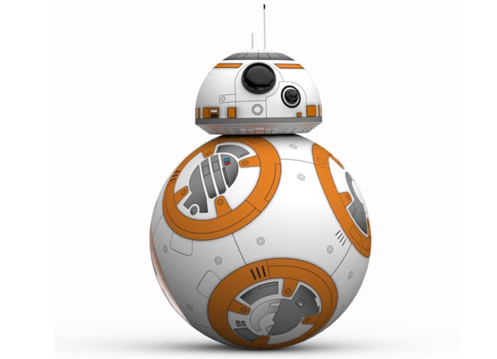 Το Sphero BB-8 droid θα σε συντροφεύσει στις περιπέτειές σου στον γαλαξία!