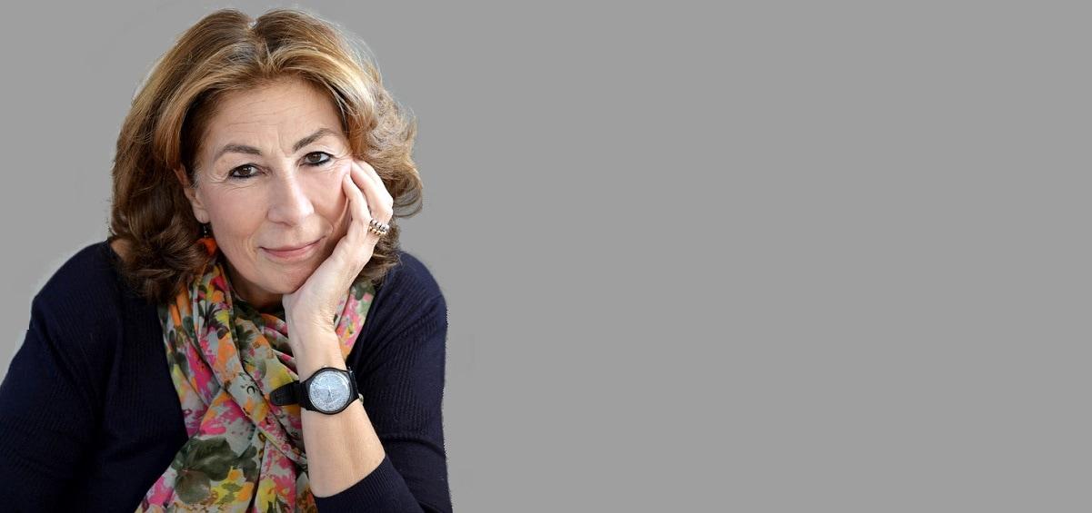 H Άννα Γαλανού παρουσιάζει το νέο της βιβλίο